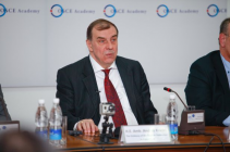 "Public Lecture: ""Selected Aspects of Russia - CIS Countries Relationships"" by Ambassador A. Krutko"