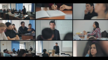 The OSCE Academy promotional video 2015