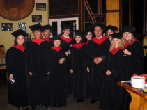 Graduation Ceremony 2007