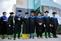 Graduation Ceremony 2013 (MA in Politics and Security)