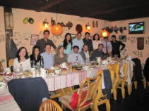 Alumni Chapter meetings in Dushanbe, Almaty and Astana 2014