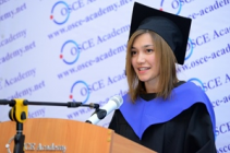 Graduation Ceremony 25 September 2015