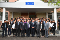 OSCE CHAIRPERSON-IN-OFFICE Frank-Walter Steinmeier visited Academy