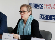 OSCE/ODIHR Director's visit to the Academy