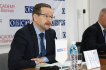 OSCE Secretary General Thomas Greminger's visit to the Academy