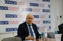 Meeting with the President of the OSCE Parliamentary Assembly