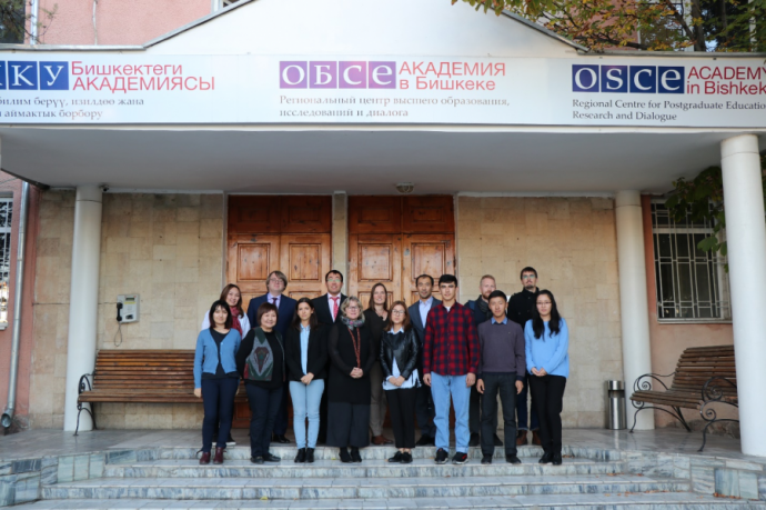 OSCE Academy conducted Conference on Memory and Transitional Justice in Central Asia