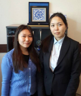 Alumni started their internships at the Agency for Investment Promotion and Protection of the KR