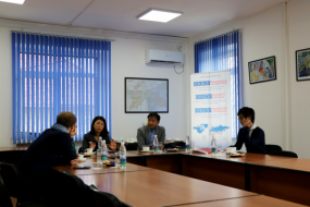 OSCE Academy welcomes guests from Japan