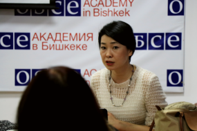 "Public Lecture ""To Bring the State Back: Mining Conflicts and Struggles for Political Participation and Social Justice in Kyrgyzstan"""