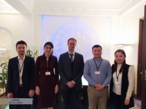 Students and Director of the Academy took part in 2nd ECPR-OSCE/ODIHR Winter School on Political Parties and Democracy